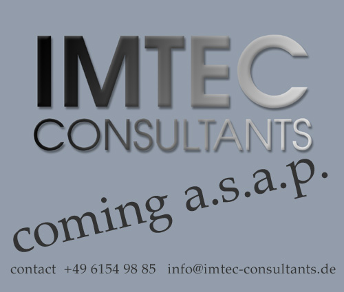 Welcome to IMTEC